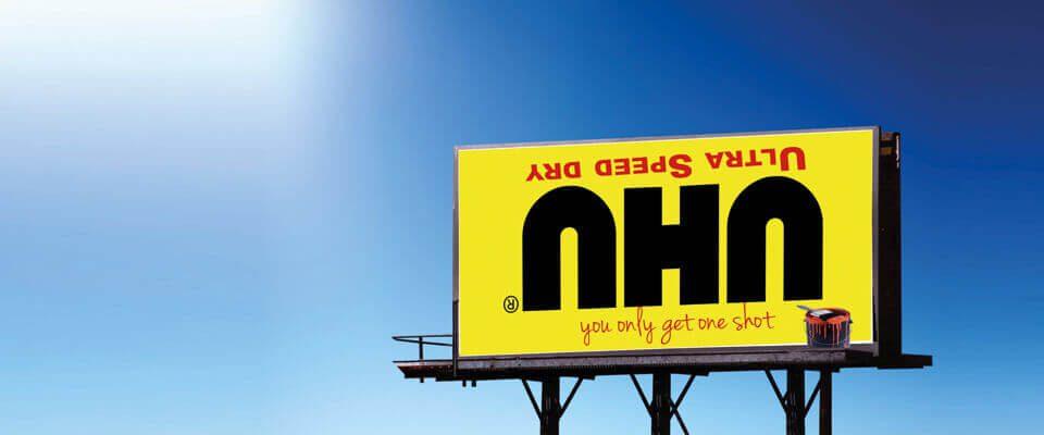 Publicité UHU - CAD